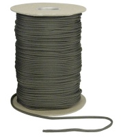 Паракорд Rothco Nylon Paracord 550lb 600 Ft Spool, Olive Drab