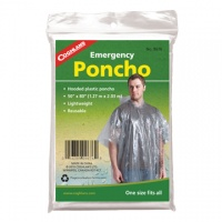 CLEAR EMERGENCY PONCHO-пончо