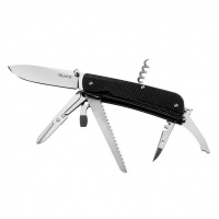 RUIKE Knife нож LD42 Black