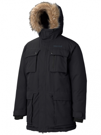 Куртка Thunder Bay Parka, Black - в интернет магазине «PRO Hunt»