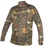 Термобелье Minus33 Isolation Men's Midweight 1/4 Zip, Mossy Oak Break-Up Infinity - в интернет магазине «PRO Hunt»