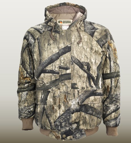 Куртка Russell Outdoors Flintlock Hooded Jacket - в интернет магазине «PRO Hunt»