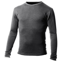 Термобелье Minus33 Chocorua Men's Midweight Crew, Charcoal Grey - в интернет магазине «PRO Hunt»