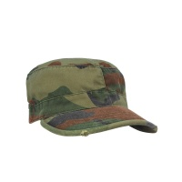 Кепка Rothco Vintage Camo Fatigue Caps (Woodland) - в интернет магазине «PRO Hunt»