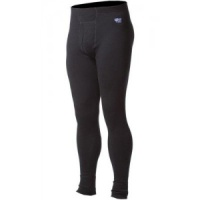 Термобелье Minus33 Kancamagus Men's Midweight Bottom, Black - в интернет магазине «PRO Hunt»