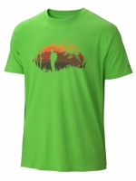 Футболка Alpine Tee SS, Bright Grass - в интернет магазине «PRO Hunt»