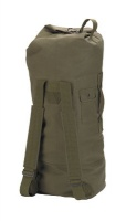 Вещевой мешок Rothco G.I. Style Canvas Double Strap Duffle Bag, Olive Drab