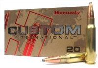 Hornady 308 WIN 180 GR SP INTL