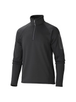 Пуловер Power Stretch Half Zip, Black - в интернет магазине «PRO Hunt»