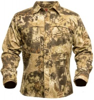 Рубашка Kryptek Stalker Button Up, Highlander - в интернет магазине «PRO Hunt»