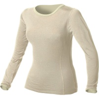 Термобелье  Minus 33 Ossipee Women's Midweight Crew, Natural Cream - в интернет магазине «PRO Hunt»