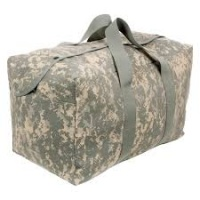 Сумка Rothco Canvas Parachute Cargo Bag, Digital Camo