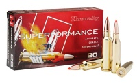 Hornady 7MM REM MAG 154 GR IB SUPERFORMANCE