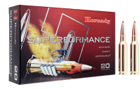 Hornady 6.5x55 140 GR SST SUPERFORMANCE
