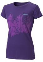 Футболка Wm's Lythrum Tee SS, Dark Violet - в интернет магазине «PRO Hunt»