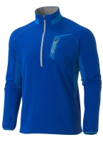 Пуловер Alpinist Half Zip, Surf/Blue Ocean - в интернет магазине «PRO Hunt»