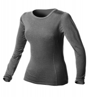 Термобелье  Minus33 Women's Lightweight Crew, Charcoal Grey - в интернет магазине «PRO Hunt»